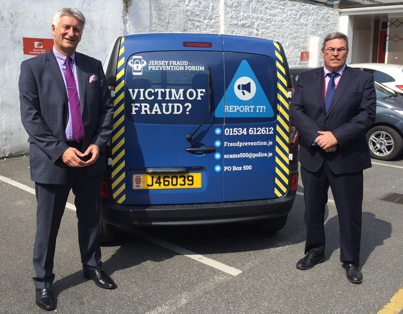 Jersey Fraud Prevention Forum campaign hits the road