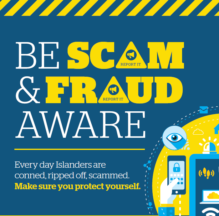 Knowing frauds & scams and how to prevent them